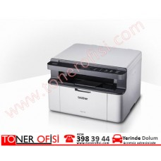 Brother Dcp-1511 Fotokopi - Tn 1040 Toner Dolumu