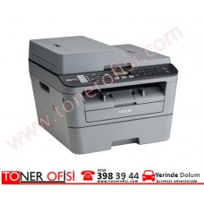 Brother MFC-L2700DW Fotokopi TN-2305, TN-2355 Toner Dolumu