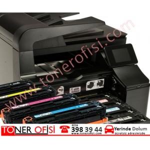 Hp 131A Toner Dolumu -  Pro 200 - CF210a