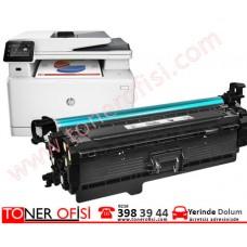 HP 201A Toner Dolumu - HP CF400A