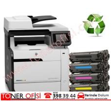 HP 305A Toner Dolumu - HP CE410A