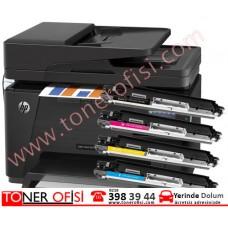 Hp Laserjet Pro M177fw Toner Dolumu - HP 130A Toner (CF350A)