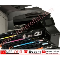HP 131A Toner Dolumu - Hp CF210A