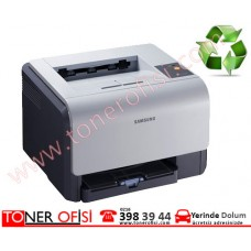 Samsung CLP-300 Toner Dolumu