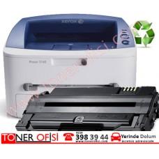 Xerox  Phaser 3140 Toner Dolumu - 108R00909