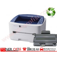 Xerox Phaser 3250 Toner Dolumu 106R01374