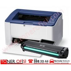 Xerox Phaser 3020 - 106R02773 Toner Dolumu