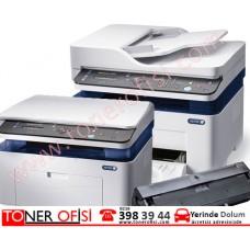 Xerox  WorkCentre 3025 - 106R02773 Toner Dolumu